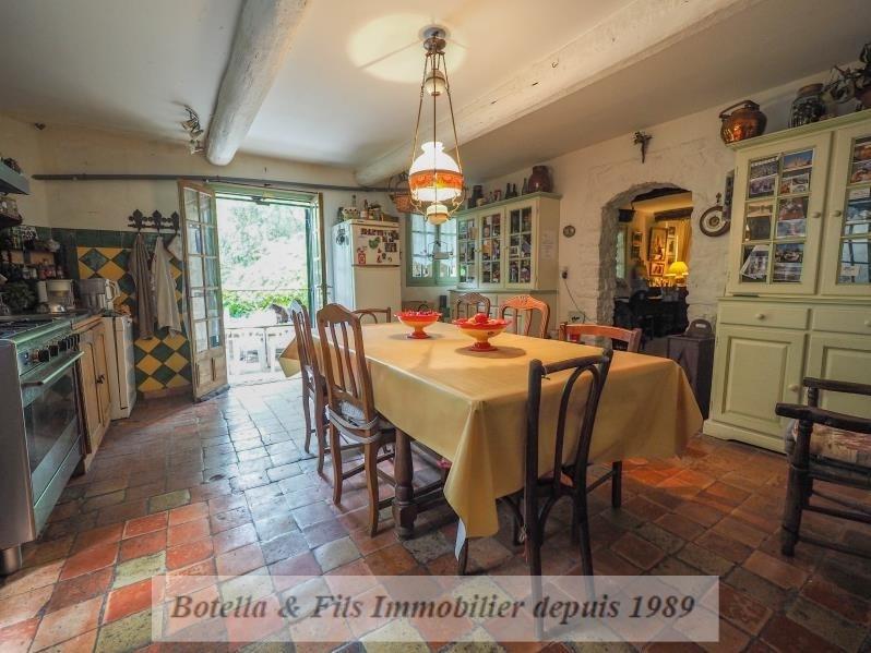 Vente de prestige maison / villa Uzes 495000€ - Photo 6
