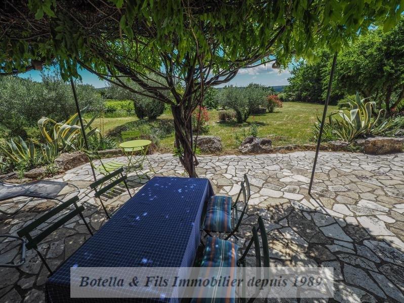 Verkoop van prestige  huis Goudargues 485000€ - Foto 2