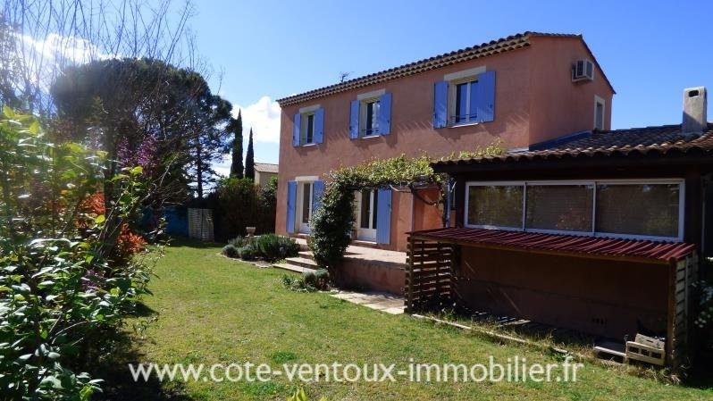 Vente maison / villa Aubignan 325000€ - Photo 1