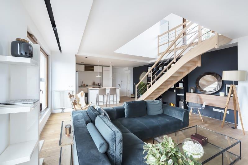Vente de prestige appartement Suresnes 1395000€ - Photo 1