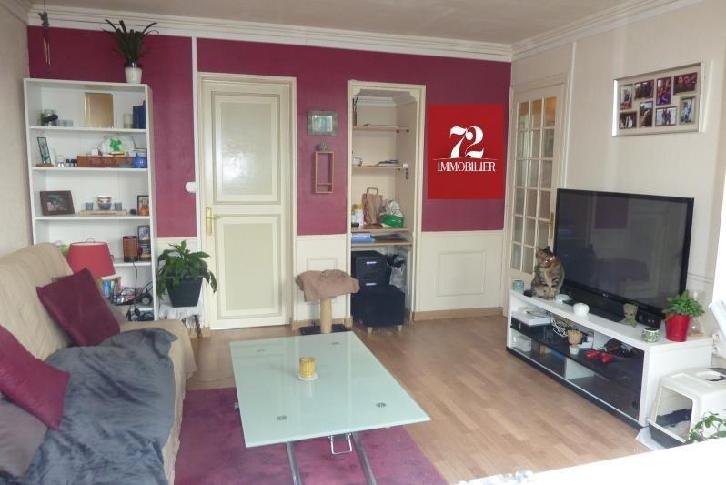 Sale apartment Le mans 83000€ - Picture 2