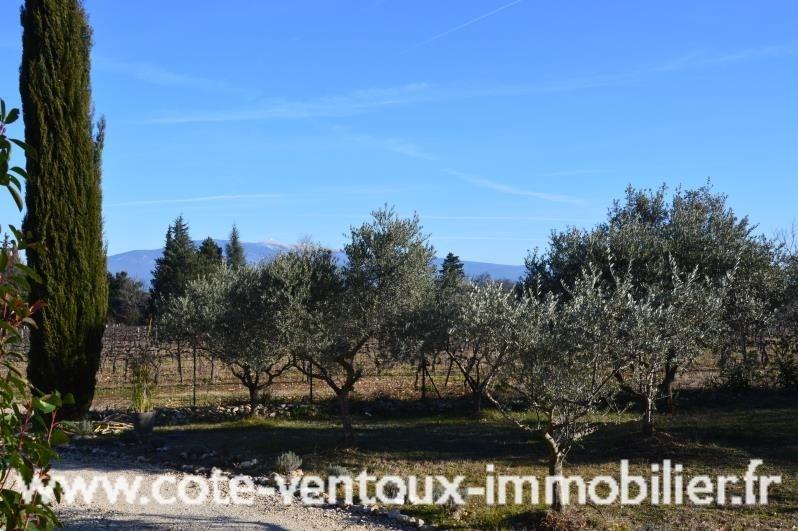 Vente maison / villa Mazan 493500€ - Photo 5