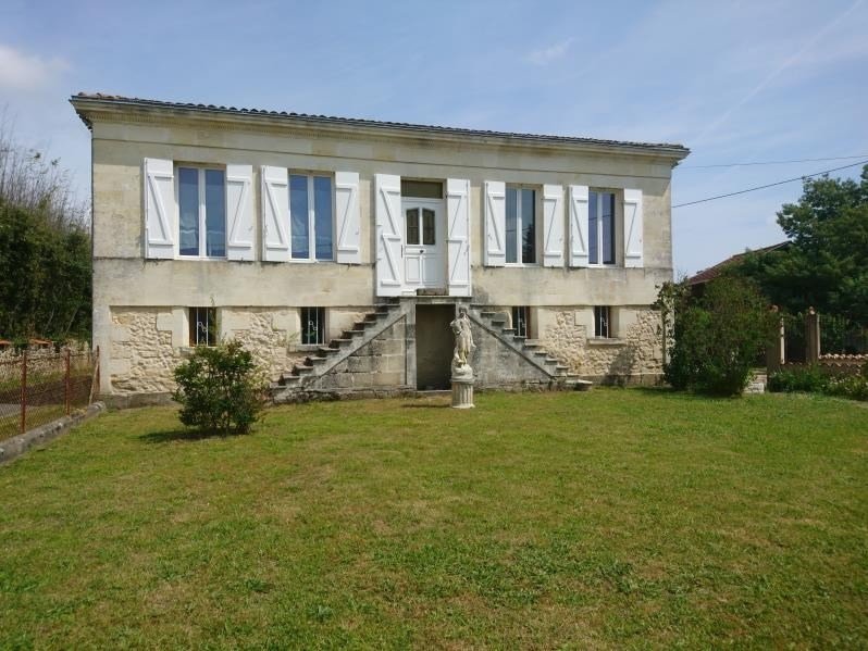 Sale house / villa Listrac medoc 456 700€ - Picture 1