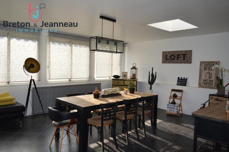 Vente maison / villa Saint berthevin 244400€ - Photo 3