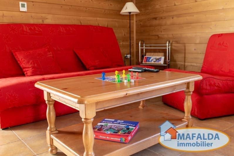 Vente maison / villa Mont saxonnex 243000€ - Photo 9