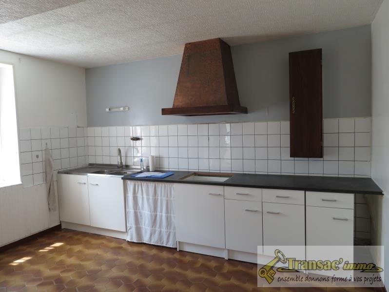 Vente maison / villa St sylvestre pragoulin 97650€ - Photo 5