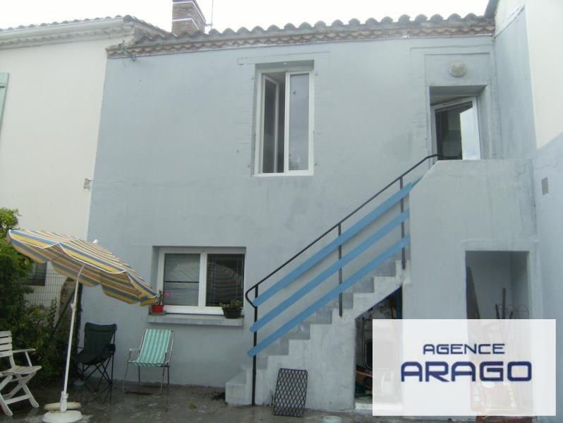 Sale house / villa Talmont st hilaire 139000€ - Picture 4