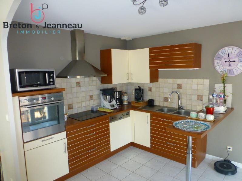 Sale house / villa St germain le fouilloux 223600€ - Picture 3