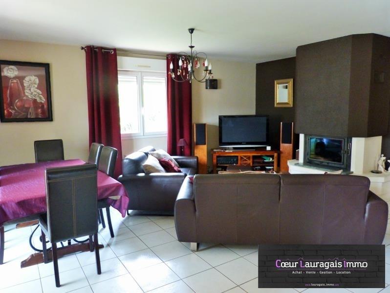 Rental house / villa Quint-fonsegrives 1115€ CC - Picture 2