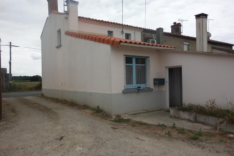 Vente maison / villa Les lucs sur boulogne 88000€ - Photo 1
