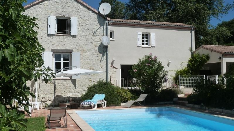 Vente maison / villa Puymirol 330750€ - Photo 1