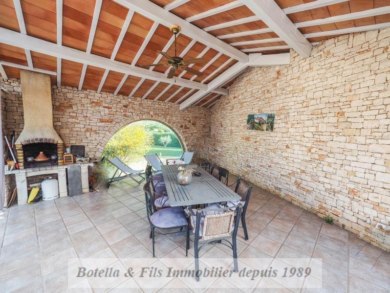 Vente de prestige maison / villa Bagnols sur ceze 490000€ - Photo 8