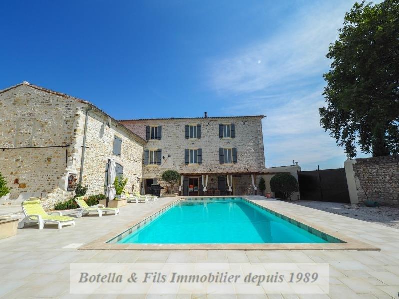 Immobile residenziali di prestigio casa Uzes 842000€ - Fotografia 11