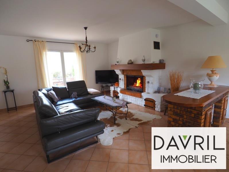 Vente maison / villa Andresy 599000€ - Photo 2