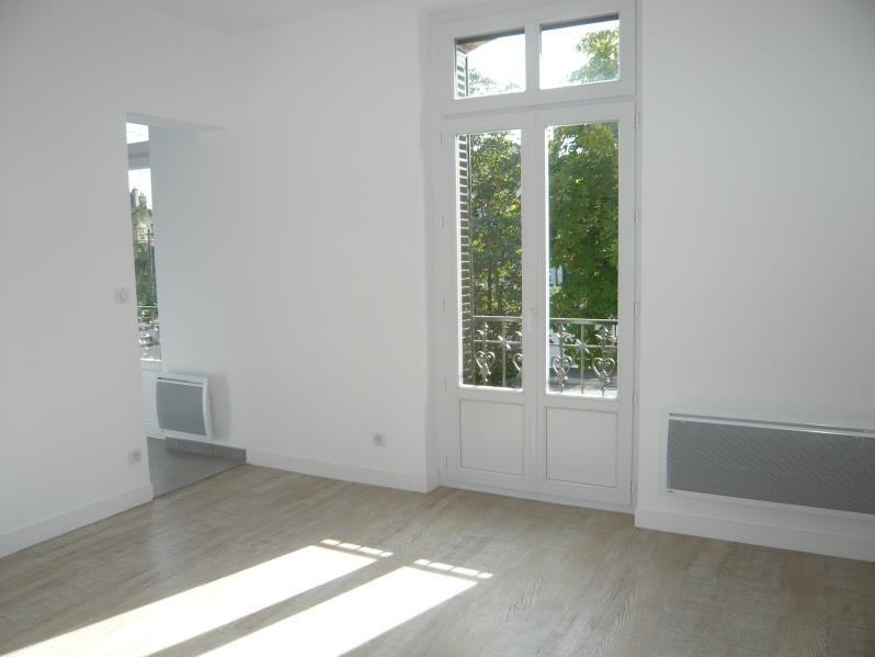 Rental apartment Bois le roi 857€ CC - Picture 1