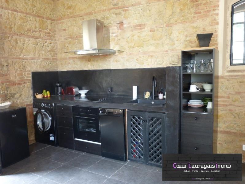 Rental apartment Caraman 650€ CC - Picture 2