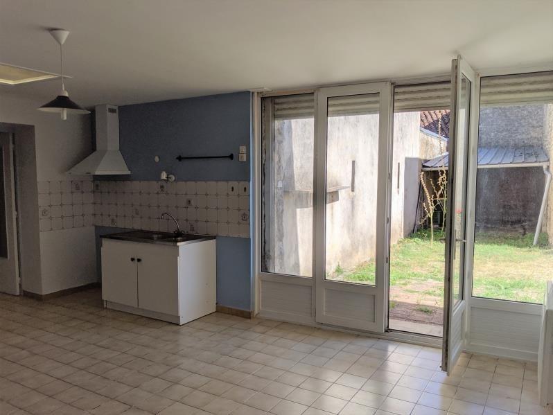 Vente maison / villa Nieuil l espoir 93000€ - Photo 2