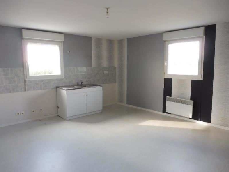 Rental apartment Montrevault 445€ CC - Picture 1