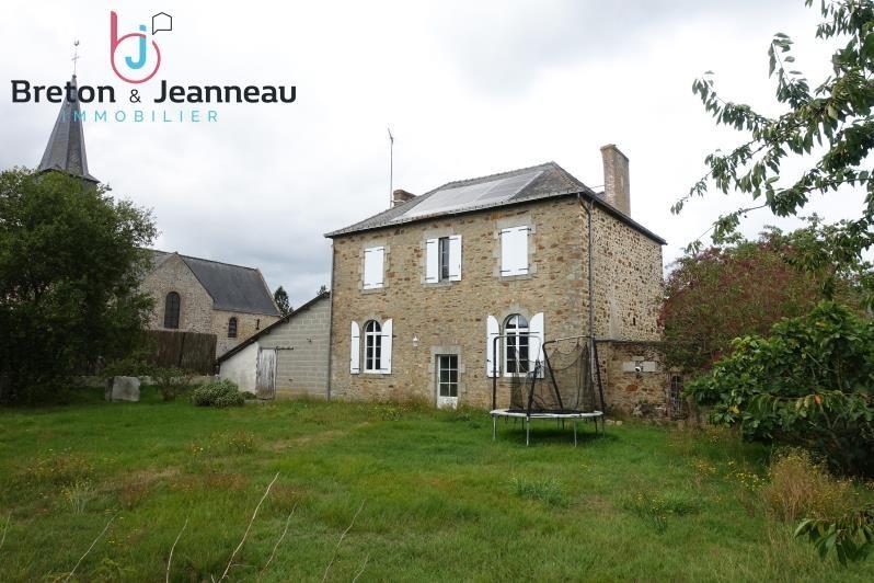 Sale house / villa St cyr le gravelais 166400€ - Picture 2