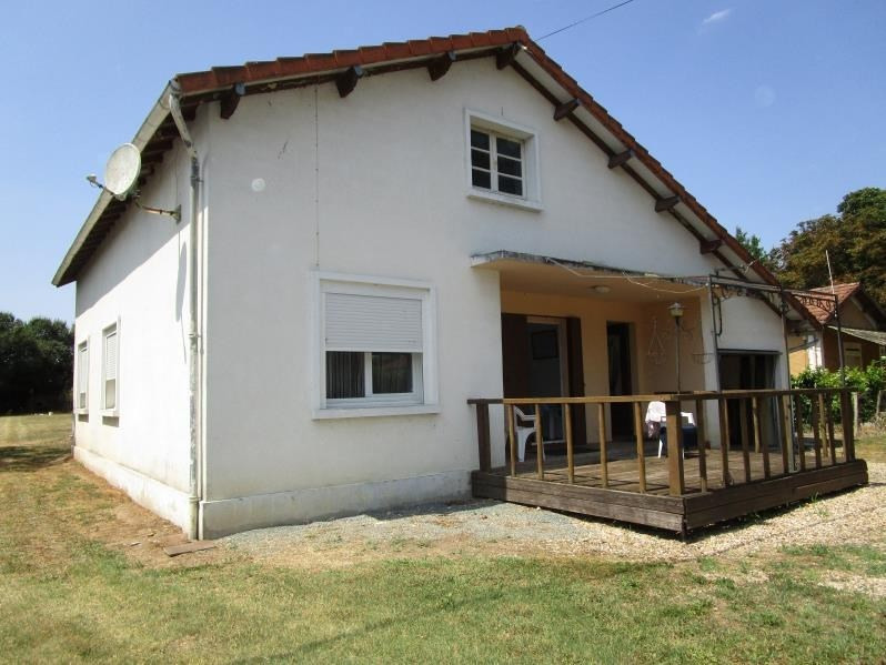 Vente maison / villa Montpon menesterol 99000€ - Photo 1