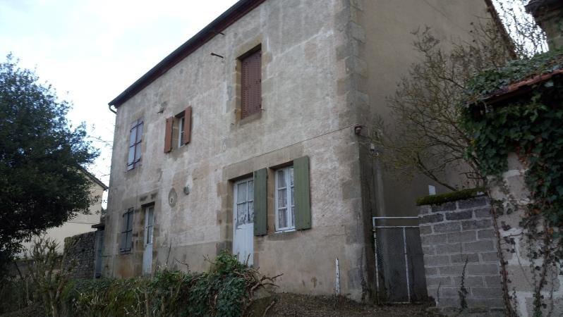 Vente maison / villa Bourbon l archambault 80000€ - Photo 1