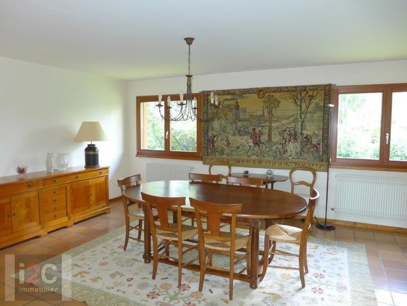 Sale house / villa Prevessin-moens 1150000€ - Picture 5