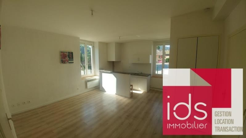 Sale apartment Allevard 52000€ - Picture 1