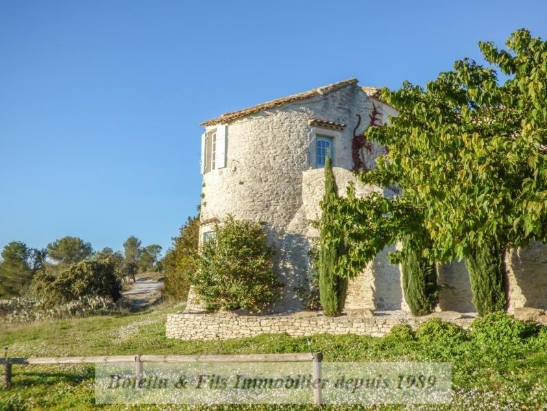 Verkoop van prestige  huis Uzes 1590000€ - Foto 1