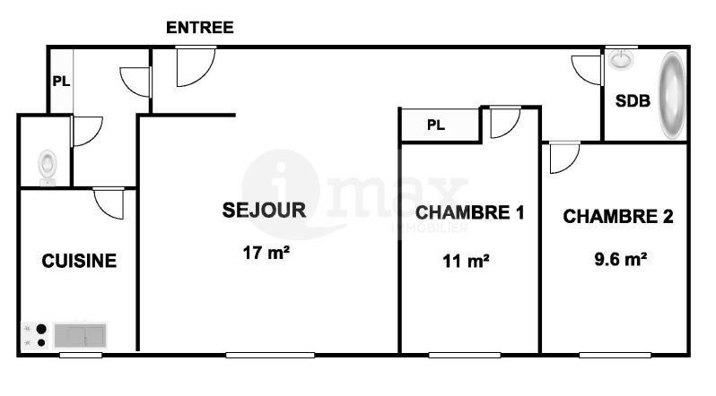 Vente appartement Asnieres sur seine 370000€ - Photo 5