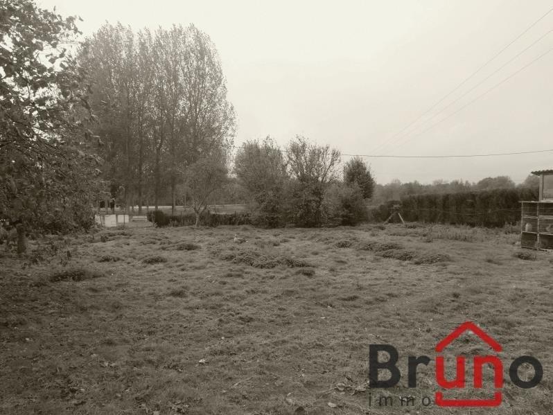 Vendita terreno Rue 57750€ - Fotografia 1