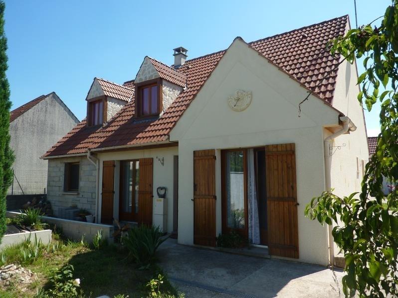 Vente maison / villa Crepy en valois 210000€ - Photo 1