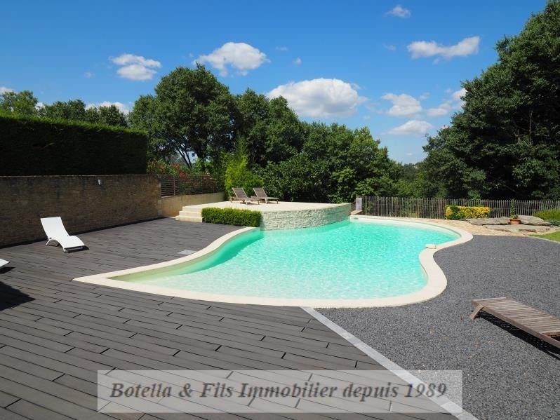Vente de prestige maison / villa Uzes 890000€ - Photo 7