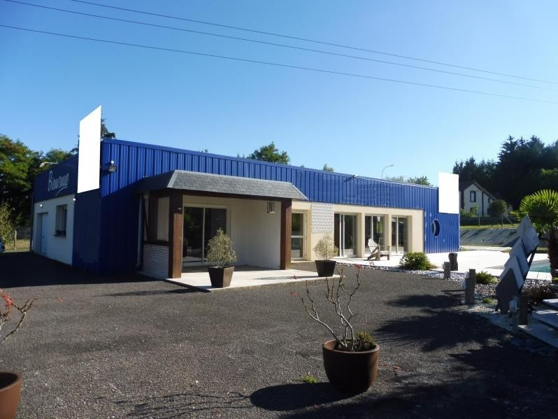 Location local commercial Mortagne au perche 1 200€ HT/HC - Photo 1