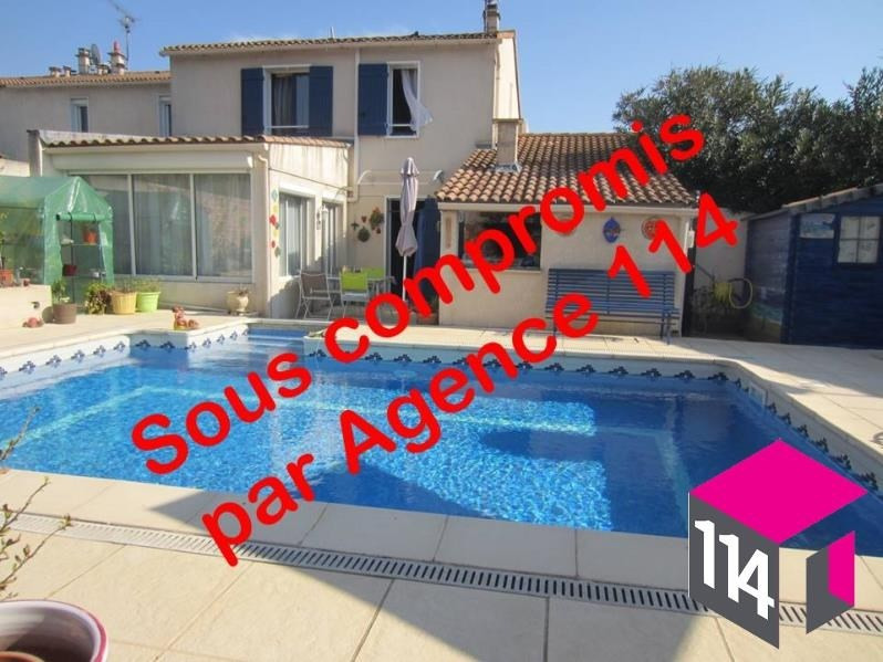Sale house / villa Baillargues 298 000€ - Picture 1