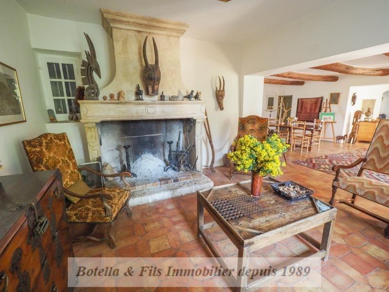Vente de prestige maison / villa Uzes 998000€ - Photo 6