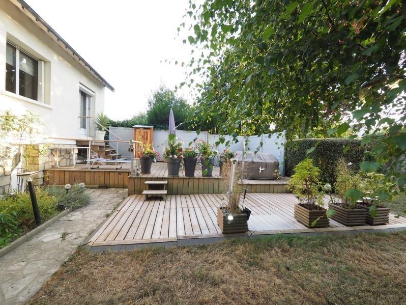 Vente maison / villa Bois d'arcy 534500€ - Photo 1