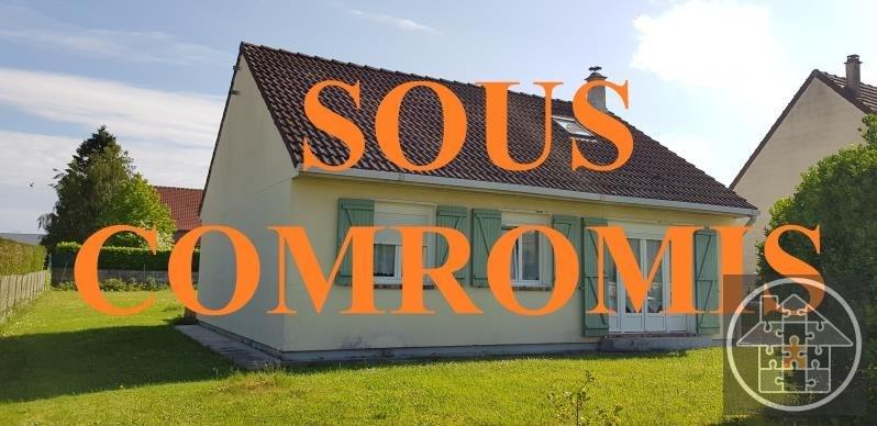 Sale house / villa Thourotte 169500€ - Picture 1