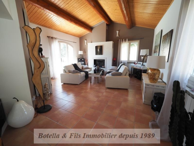 Vitalicio  casa Goudargues 226000€ - Fotografía 4