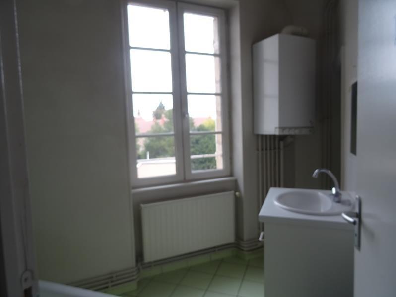 Locação apartamento Moulins 390€ CC - Fotografia 4