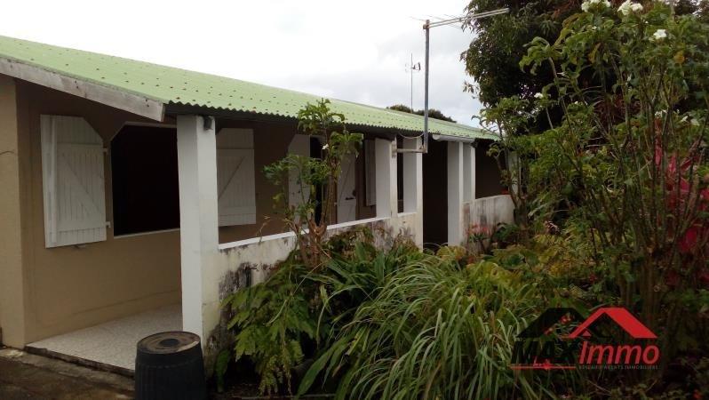 Vente maison / villa Bras panon 155000€ - Photo 1