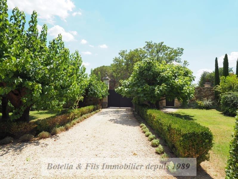 Vente de prestige maison / villa Uzes 1260000€ - Photo 3