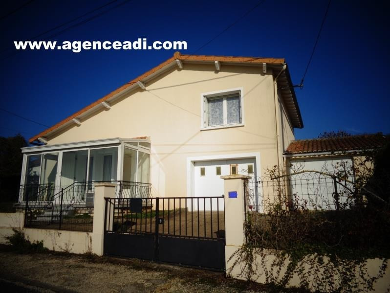Vente maison / villa Pamproux 84 800€ - Photo 1