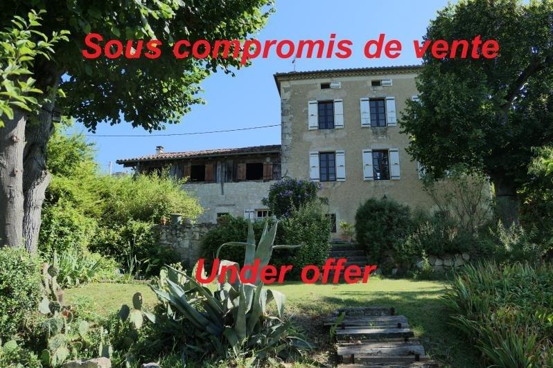 Vente maison / villa Lectoure 306000€ - Photo 1