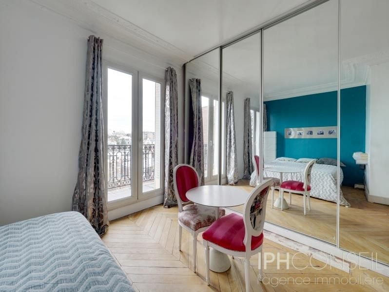 Deluxe sale apartment Paris 16ème 1 760 000€ - Picture 6