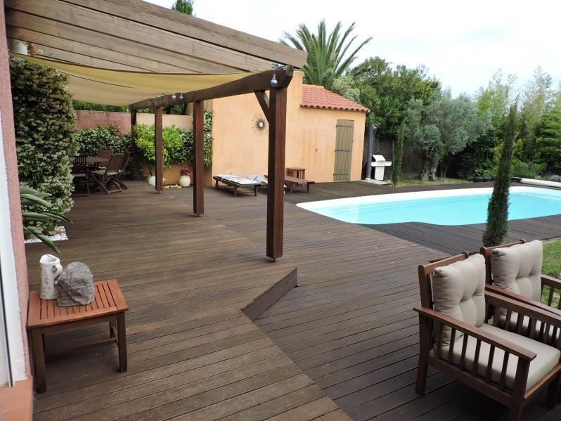Vente maison / villa Torreilles 375000€ - Photo 1