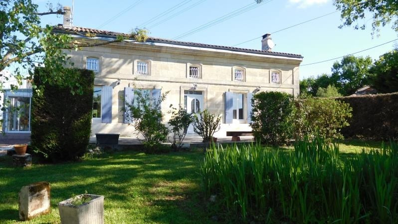 Vente maison / villa Pugnac 298 000€ - Photo 1