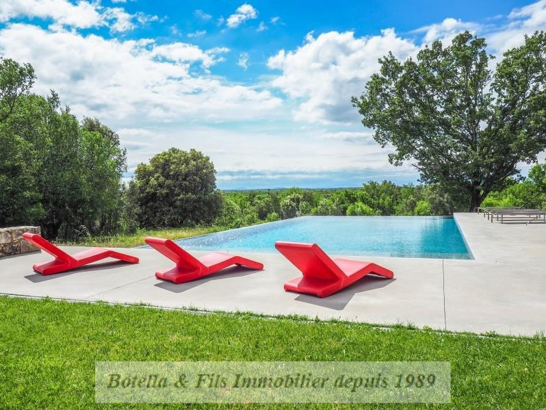 Vente de prestige maison / villa Uzes 1050000€ - Photo 4