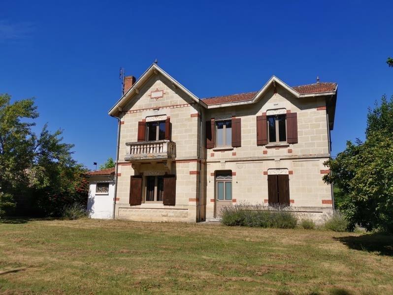 Vente maison / villa St yzan de soudiac 296500€ - Photo 1