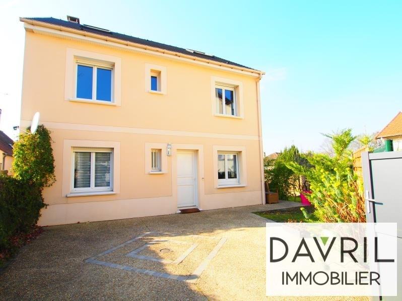 Sale house / villa Conflans ste honorine 389500€ - Picture 1