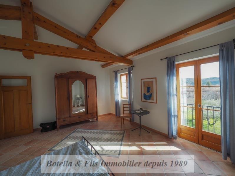 Verkoop van prestige  huis Goudargues 485000€ - Foto 9
